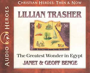 Lydbog, CD Lillian Trasher af Janet Benge