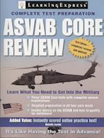 ASVAB Core Review af LearningExpress