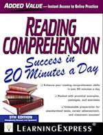 Reading Comprehension Success in 20 Minutes a Day (Reading Comprehension Success in 20 Minutes a Day)