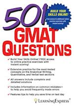 501 GMAT Questions af Learning Express