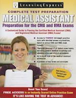 Medical Assistant Exam af Learning Express
