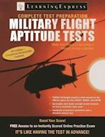 Military Flight Aptitude Tests af Learning Express
