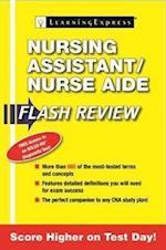 Nursing Assistant/Nurse Aide Flash Review af Learning Express
