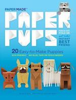 PaperMade Paper Pups af Papermade
