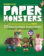 Paper Monsters af Daniel Stark, Papermade , Maria Tabet