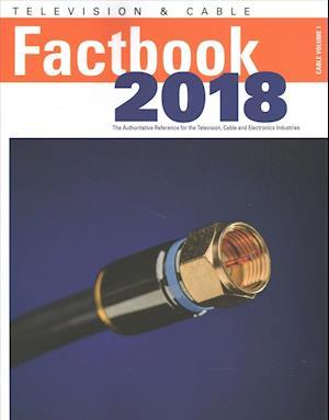 Bog, paperback Television & Cable Factbook 2018 af Albert Warren