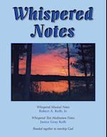 Whispered Notes
