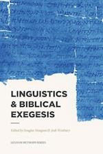 Linguistics & Biblical Exegesis (Lexham Methods)