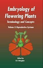 Embryology of Flowering Plants: Terminology and Concepts (Embryology of Flowering Plants, nr. 3)