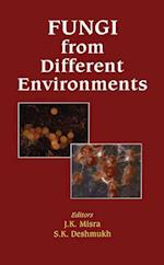 Fungi from Different Environments (Progress in Mycological Research, nr. 1)