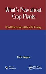 What's New About Crop Plants