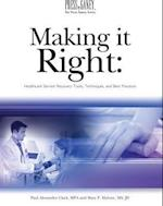 Making It Right