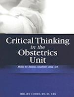 Critical Thinking in the Obstetrics Unit