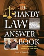 The Handy Law Answer Book (Handy Answer Books)
