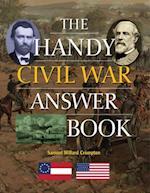 The Handy Civil War Answer Book af Samuel Willard Crompton