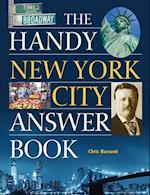 Handy New York City Answer Book