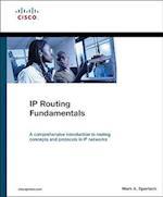 IP Routing Fundamentals (The Cisco Press Fundamentals Series)