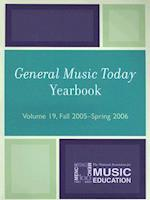 General Music Today Yearbook