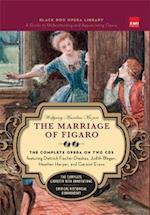 The Marriage Of Figaro (Book And CDs) (Black Dog Opera Library)