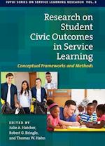 Research on Student Civic Outcomes in Service Learning (IUPUI Series on Service Learning Research)