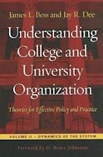 Understanding College and University Organization (nr. 2)