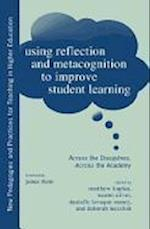 Using Reflection and Metacognition to Improve Student Learning af Naomi Silver