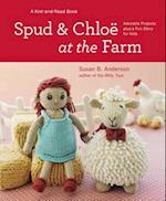 Spud & Chloe at the Farm