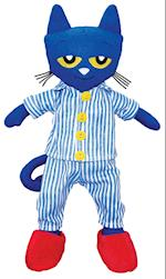 Pete the Cat Bedtime Blues Doll, 14.5 Inch