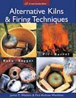 Alternative Kilns & Firing Techniques