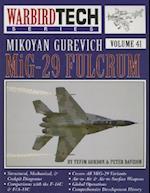 Mikoyan Gurevich MIG-29 Fulcrum (Warbird Tech, nr. )