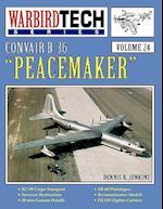 Convair B-36 Peacemaker - Warbirdtech Vol 24