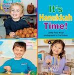 It's Hanukkah Time! (Hanukkah)