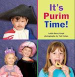 It's Purim Time! (Purim)