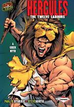 Graphic Universe: Hercules (Graphic Universe, nr. 3)