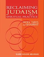 Reclaiming Judaism as a Spiritual Practice