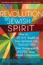 Revolution of the Jewish Spirit (Revitalizing Congregational Life A Synagogue 3000)