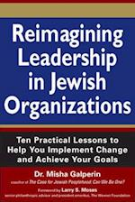 Reimagining Leadership in Jewish Organizations