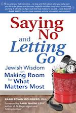 Saying No and Letting Go