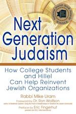 Next Generation Judaism