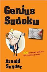Genius Sudoku af Arnold Snyder
