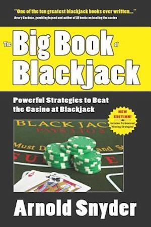 Bog, paperback Big Book of Blackjack af Arnold Snyder