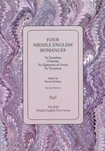 Four Middle English Romances (MIDDLE ENGLISH TEXTS)