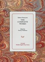 Robert Henryson The Complete Works (MIDDLE ENGLISH TEXTS)
