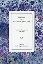The French Balades af John Gower, R F Yeager