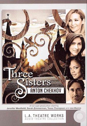 Lydbog, CD Three Sisters af Anton Pavlovich Chekhov