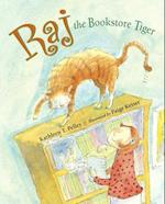 Raj the Bookstore Tiger af Kathleen T. Pelley