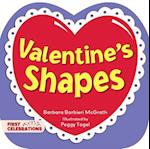 Valentine's Shapes (First Celebrations)