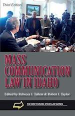 Mass Communication Law in Idaho