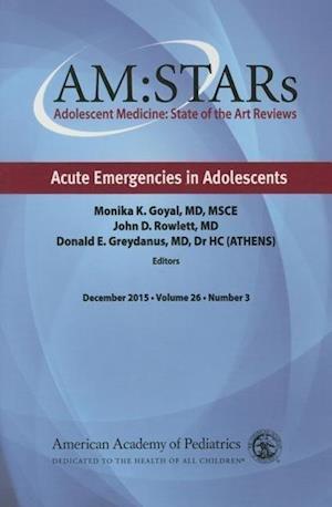 Bog, paperback Am af Monika K. Goyal, American Academy of Pediatrics Section o, John D. Rowlett