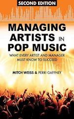 Managing Artists in Pop Music af Mitch Weiss, Perri Gaffney